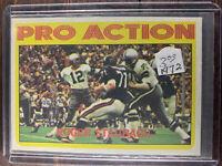 1972 Topps Football Card #122 ROGER STAUBACH ROOKIE Dallas Cowboys HOF RC NM-MT