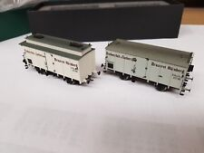 Bavaria 2.39/43.1 H0 Wagen-Set Tucher Bierwagen K.Bay.Sts.B. TOP/OVP