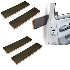 4er Set Auto Türschutzleiste | Garagenschutz Wandschutz Türschutz Rammschutz