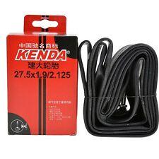 KENDA 27.5''×1.9/2.125 MTB Mountain Bike Tube 35mm Presta Valve 0.87mm Thickness