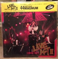 44 Magnum-Live Act II  Rare Japan 2 LP NEAR MINT COND Metal Rock