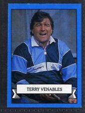 (Gp960-407) Merlin Football Card, Team 90, #272 Terry Venables, SPURS 1990 EX