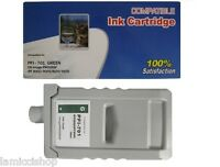 PFI-701 Green Ink Cartridge Compatible for Canon Printer iPF 8000 9000 8100 9100