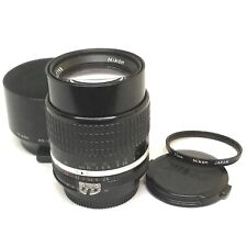 【EXC+】Nikon Japan Ai-S Nikkor 105mm f/2.5 MF Prime AiS Lens w/L1Bc Filter OFFER