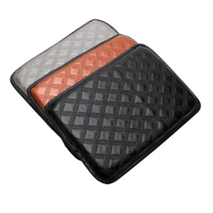 1Pc Car Armrest Pad Cover Auto Center Console Box Leather Cushion Mat Universal