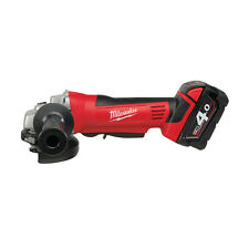 MILWAUKEE M18™ HEAVY DUTY 115 MM ANGLE GRINDER KIT - HD18AG115-402C - 4933441303