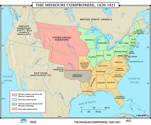 022 The Missouri Compromise, 1820-1821