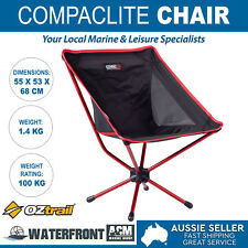 Oztrail Patio Folding Chairs For Sale Ebay