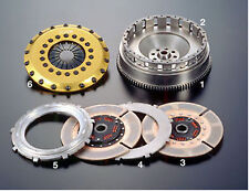 OS Giken TR2CD twin-plate clutch FOR Nissan 350Z and Skyline 350GT VQ35DE