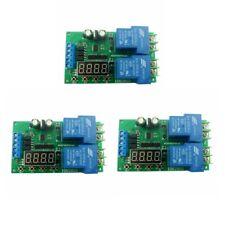 DC/AC 12V 30A   Motor Forward & Reverse Controller 0.1-999.9S Delay Relay Module