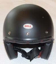 Bell Custom 500 Matte Black Helmet (XL)
