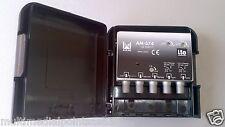 AMPLIFICATORE ANTENNA TV DA PALO 34 DB ALCAD AM-374 UHF UHF 34DB BIII 20DB