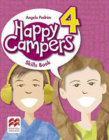 Happy Campers Level 4 Skills Book by Padron, Angela (Paperback book, 2015)