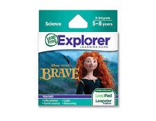 LeapFrog Explorer Game Disney-pixar Brave for LeapPad and Leapster