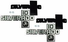1981 1982 1983 1984 1985 1986 1987 CHEVROLET SILVERADO 10 FENDER EMBLEM NEW PAIR