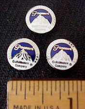 PARAMOUNT MOTION PICTURE STUDIOS HOLLYWOOD CALIF LOT OF 3 ENAMEL MINI PINS
