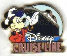 Disney Pin: DCL Disney Cruise Line Pin Trading Starter Set (Mickey)