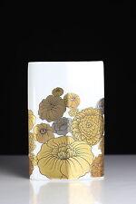 Vase Rosenthal Studio Line By Alain Foll 70 er Jahre Matt Gold