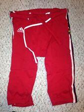2012 Adidas Louisville Cardinals #99 Jamaine Brooks Game Worn Football Pants