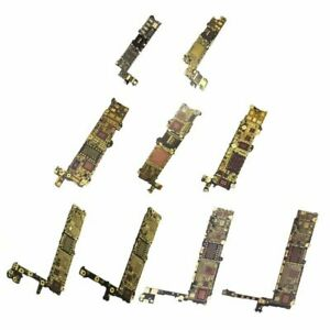 For iPhone Smart Phone Motherboard Main Logic Bare Board Replacement Part New