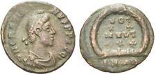 Ancient Rome Gratian 378-383 Ad Nicomedia Vot