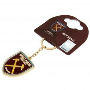 West Ham United FC Official Football Gift Keyring