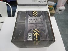 XBOX 360 HALO REACH DELUXE COLLECTOR'S EDITION FACTORY SEALED