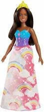 Barbie Dreamtopia Rainbow Cove Princess African American Black Hair