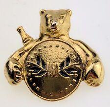 Coca-Cola Bear 100 Pin 1993 Bottle Circle Medallion Olympic Atlanta 1996