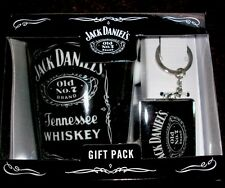 JACK DANIELS JD 2PC GIFT PACK SET COFFEE MUG AND METAL KEYRING COLLECTION ✔️ JD