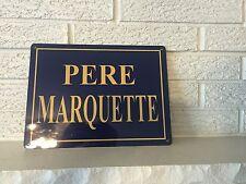 Pere Marquette Railway Logo Aluminum Sign DL