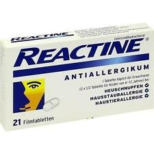 Reactine compresse rivestite con film 21 ST PZN 2152240