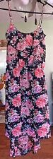 CHARLOTTE RUSSE WOMEN'S DRESS FLOWER PRINT SIZE SMALL