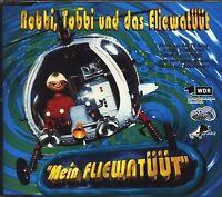 Robbi, Tobbi und das Fliewatüüt Mein Fliewatüüt (incl. 3 versions, 1.. [Maxi-CD]