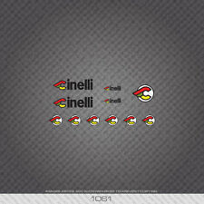 01061 Cinelli Bicycle Stickers - Decals - Transfers