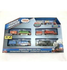 TrackMaster 5 ESSENTIAL ENGINES Thomas Friends MOTORIZED RAILWAY Track Master