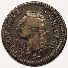Sols louis XVI 1784 R