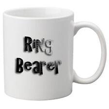 Ring Bearer -  11oz Mug, Great Novelty Mug, Celebrate Your Wedding In Style.