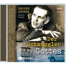 CD: DER SCHMUGGLER GOTTES - Bruder Andrew - Hörbuch - MP3-CD - 661 Min. °CM°