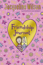 Jacqueline Wilson -  Friendship Journal (Hardback) 9780857534514     B4