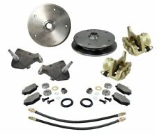 BEETLE CABRIO Front disc kit 5/205 T1 66> EMPI With BJ Drop Spindle - AC6982926