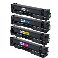 4 toner para HP 201x 201a color LaserJet Pro m252dw m252n MFP m277dw m277n nooem