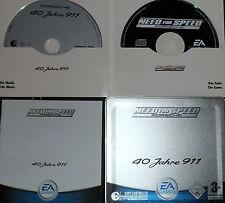 Need For Speed Porsche 40 Jahre 911 PC SONDER EDITION plus Audio CD