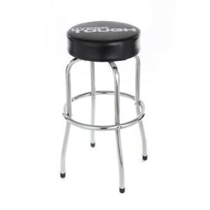 BRAND NEW Hyper Tough 3Ft Height Shop Stool With Swivel Seat