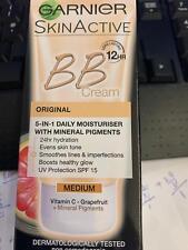 Garnier Skin Active BB Cream Original Light - 50ml Girls Ladies Womens Cream UK
