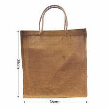 1 3 5 10 20 30 50 Wholesale Jute Hessian Bag Petite Medium Large Shopping Bags