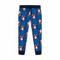 Men's Disney Grumpy Print Cuffed Lounge Pants Pyjama Bottoms - Nightwear