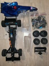 Tamiya F104 PRO Roller - Includes Extra Part/Tires