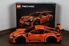 Lego Technic 42056 - Porsche 911 GT3 RS | OVP | Vitrinenmodell