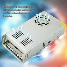 Ac 100v 240v To Dc 12v 30a Switch Power Supply Driver Adapter Led Strip Light